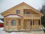Постройка домов из бруса – технология строительства, пошаговая инструкция, фото, видео