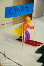 Поделка на тему спорт в детский сад – Поделки на тему спорт — БэбиБлог