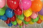Украшение из шаров своими руками – Как украсить комнату шарами без гелия своими руками: инструкция