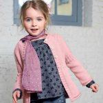 Кардиган спицами для девочки 2 лет – Детские кардиганы для девочки спицами, 16 описаний и схемы, Вязание для детей