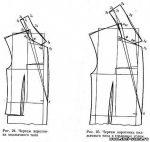 Выкройка горки – самостоятельное изготовление выкройки, советы по шитью